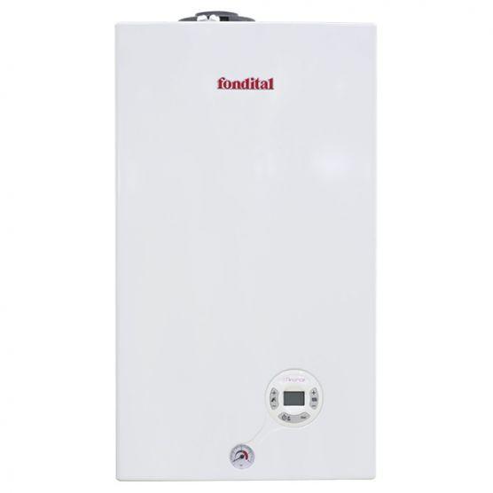 Котел газовый Fondital MINORCA CTFS 15 кВт настенный, двухконтурный CMER02CA15